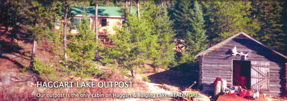 Haggart Lake Outpost