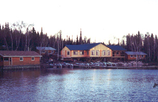 Trout Lake Lodge Jack Greens Fly In Camps