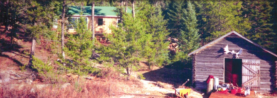 Haggart Lake Outpost
